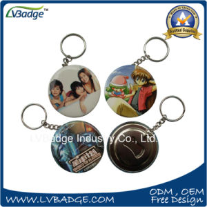 Promotional Keychain Button Badge Bottle Opener pictures & photos
