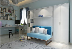 New Design Home Furniture Murphy Bed Folding Bed With Sofa pictures & photos