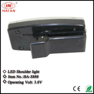 Rechargeable LED Shouder Warning Light for Police pictures & photos