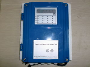 Four Channels Detector Control Co Gas Control Panel pictures & photos