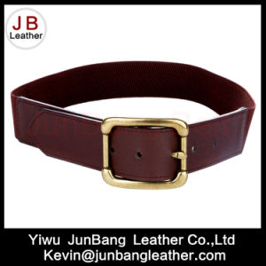Hot Sell Fashion Ladies PU Elastic Belt pictures & photos