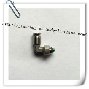 Stainless Steel Pl 4-M5 Pneumatic Fittings