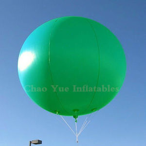 2.3m Green Inflatable Advertising Balloon for Celebration pictures & photos