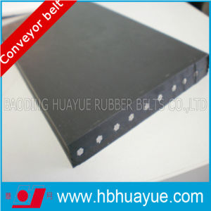 Quality Assured Steel Cord Rubber Conveyor Belt with High Tensile Strength 630-5400n/mm Huayue pictures & photos