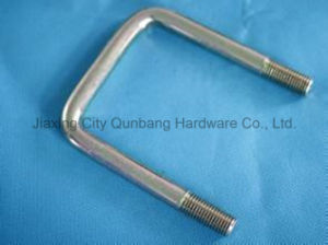 Square U-Bolts (High Quality M6-M36 Full Size Body Cl. 4.8) pictures & photos