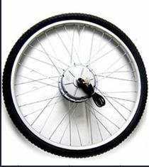 Front Wheel E-Bike Kits (Li-ion battery) pictures & photos