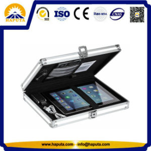 Premium Aluminum Hard Laptop Attache Case (HL-7001) pictures & photos