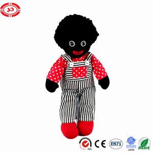 Baby Boy Gift Kids Huggable Golliwog Plush Stuffed Doll pictures & photos