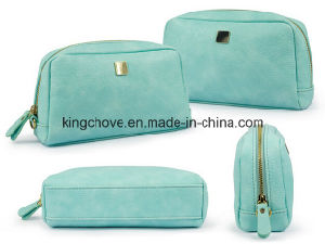 Good Quality Promotional PU Cosmetic Bag (KCC216) pictures & photos