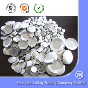 Manufacturing Plant---> Purity 99.70% Aluminum Alloy Slug