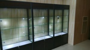 Glass Customized Jewellery Display Showcase and Shop Counter Design and Tower Display pictures & photos