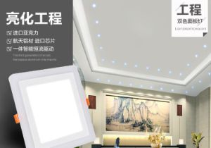 18W Ultrathin Square LED Panel Light/LED Spotlight pictures & photos