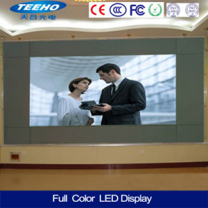 Advertising LED Display Screen / P7.62 Car Indoor LED Screen / Alibaba Express pictures & photos