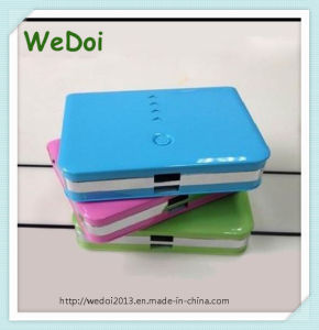8000mAh Elegant Portable Charger for Travelling (WY-PB18) pictures & photos