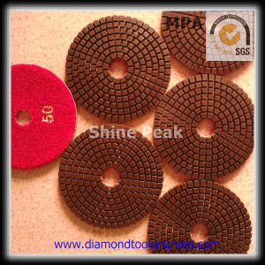 Marble Diamond Polishing Pads for Marble Floor