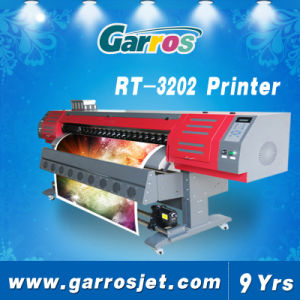 Garros 3.2m Dx5/Dx5+ Head Sublimation Textile Printing Machine Fabric Printer pictures & photos