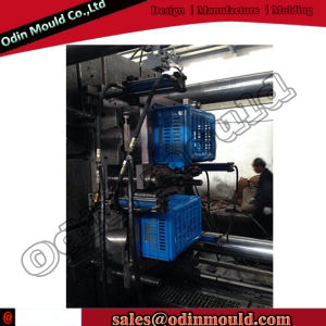 Hot Runner Turnover Box Injection Mould pictures & photos