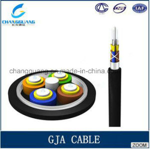 High Quality Factory Price Waterproof Pigtail Fiber Optic Cable Gja 2-12 Core Multi Mode Optical Fiber Cable