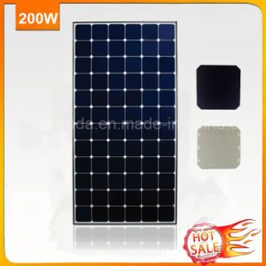 China Top One S/M-200W Sunpower Mono Solar Panel pictures & photos