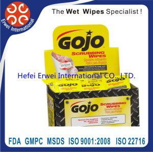 Disposable Industrial Pre Saturated Wipes pictures & photos