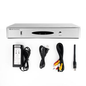 HD-Hynudal Karaoke Machine 2tb HDD Karaoke Player Chinese Home KTV System with 40k Songs Have WiFi Fuction Can Connect Phone