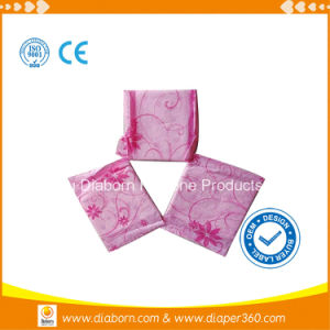 Female Embossed Carefree Panty Liner From China Factory pictures & photos