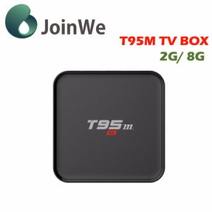 Amlogic S905 T95m Android TV Box pictures & photos