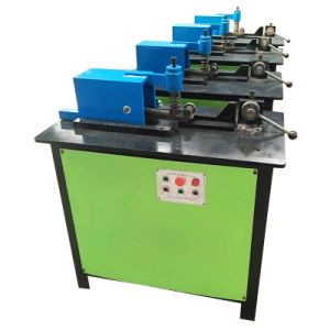 Wrought Iron Electric Make Coil Machine for Decorative pictures & photos