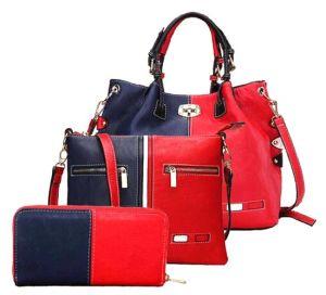 Tommy Series 3PCS Set Handbag Fashion Leather Designer Hand Bag (XM0272) pictures & photos