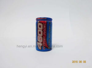 Shrink Label Printing for Different Size Battery Packaging (PVC material) pictures & photos