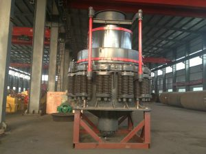 Spring Cone Crusher for Iron Ore pictures & photos