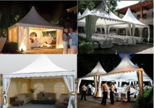 Beautiful Gazebo Tent 6mx6m Tent pictures & photos