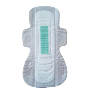 Ultra Good Quality Absorbent Lady Anion Sanitary Napkins pictures & photos