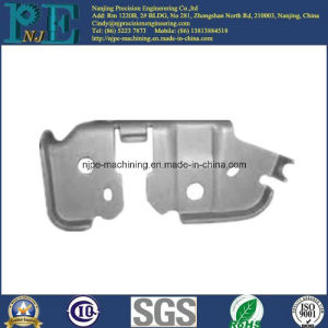 Custom Steel Alloy CNC Machined Stampings pictures & photos
