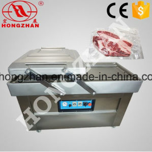 Vacuum Bag Packing Machine with Vacuo Chamber and Pump pictures & photos