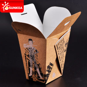 High Quality Takeaway Paper Food Box pictures & photos