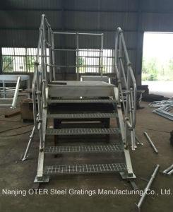 Galvanized Steel Ladder pictures & photos