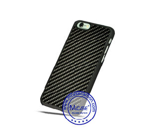 2016 New Business Ideas OEM Custom 100% Real Carbon Fiber PC Case for Apple iPhone 6 Plus/6s Plus pictures & photos