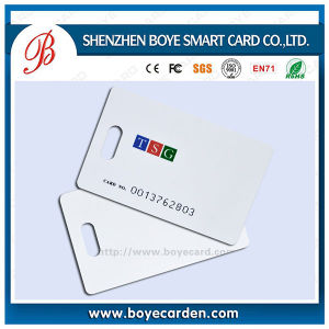 Best PVC Business Card in Cr80 Size or Cutomized Size pictures & photos