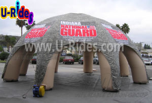 6 Legs Inflatable spider Tent for events, inflatable canopy pictures & photos