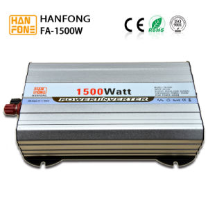 1500W Home Use Solar Inverter for Solar Panel System pictures & photos
