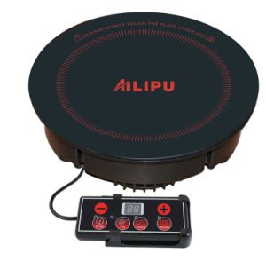 Ailipu Built in Round Line Control Induction Stove for Hot Pot/Coffer Cooking Sm-H201 pictures & photos
