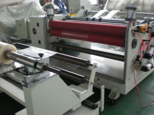 Single/Double Cutter Fabric Rolling Strip Cutting Machine pictures & photos