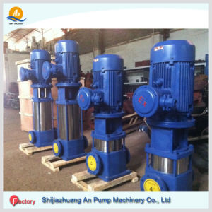 Centrifugal High Pressure Multi Stages Horizontal Vertical Boiler Fuel Pump pictures & photos