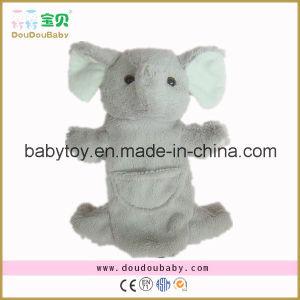 Plush Animal Elephant Hand Puppet