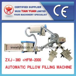 Non Woven Polyester Fiber Pillow Filling Machine pictures & photos