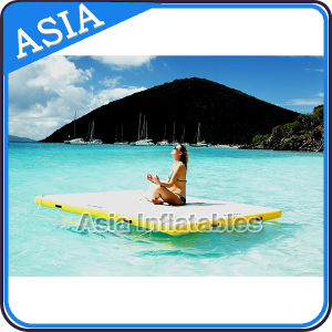 Factory Inflatable Floating Dock / Inflatable Water Dock pictures & photos