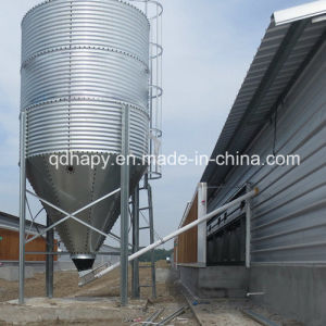 Light Steel Frame Prefabricated House for Poultry pictures & photos