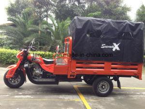Wholesale Three Wheel Cargo Motorcycles pictures & photos