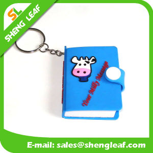 Top Quality Mini Book Shaped Keychain Cheap Wholesale pictures & photos